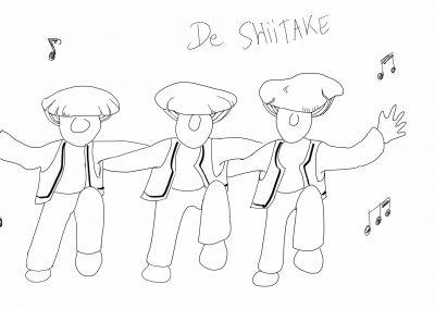 De Shiitake