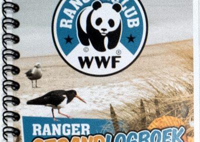 Strandrangerlogboek - WWF Vlaanderen en Marien Ecologisch Centrum